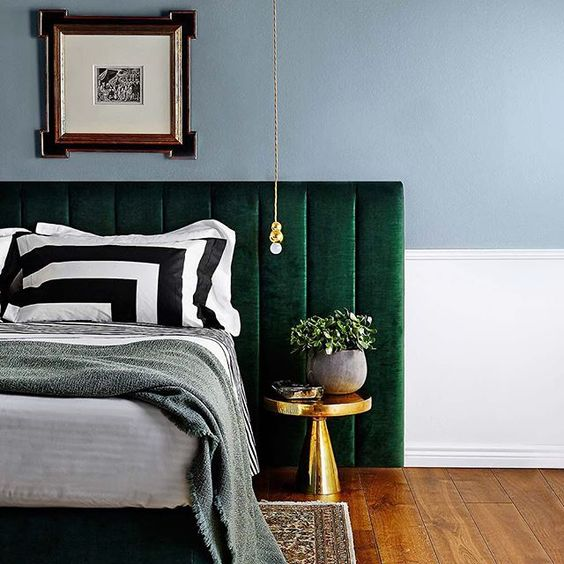 Havenly's 2017 Color Of The Year Bedroom
