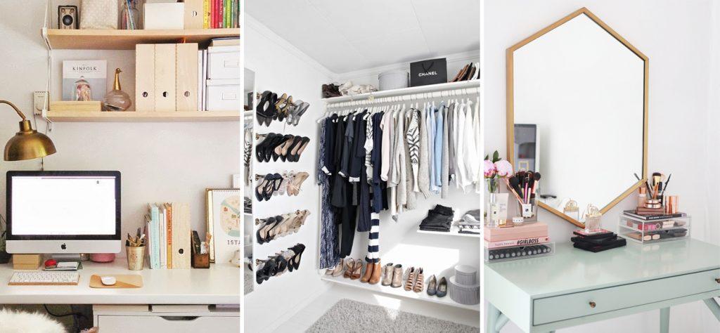 The Prettiest Ways to Organize Your Stuff