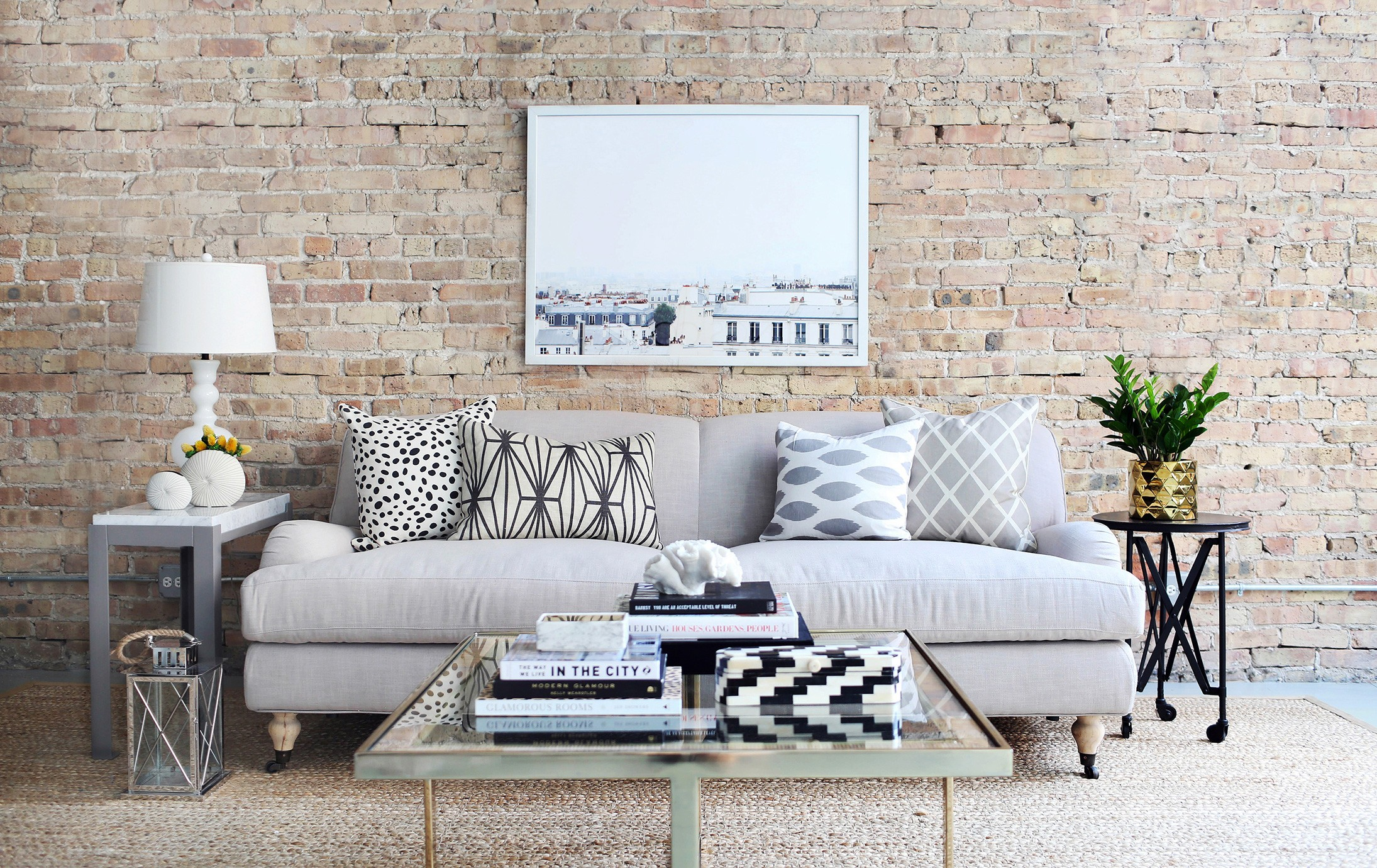 How To Choose A Sofa The Black & White Abode Part 3 How To Choose A Sofa  The Havenly