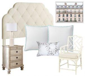 blush pink bedroom - third design idea