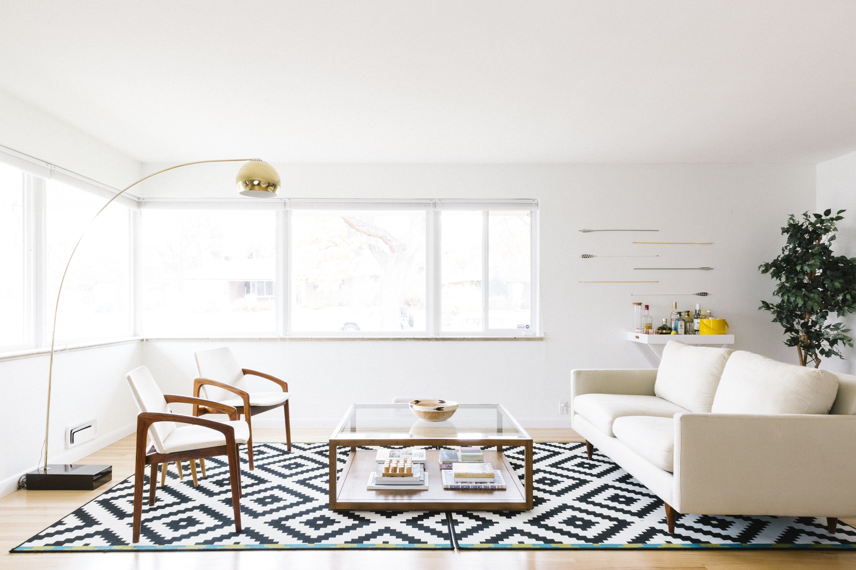A Havenly Designers MidCentury Modern Home The Havenly Blog