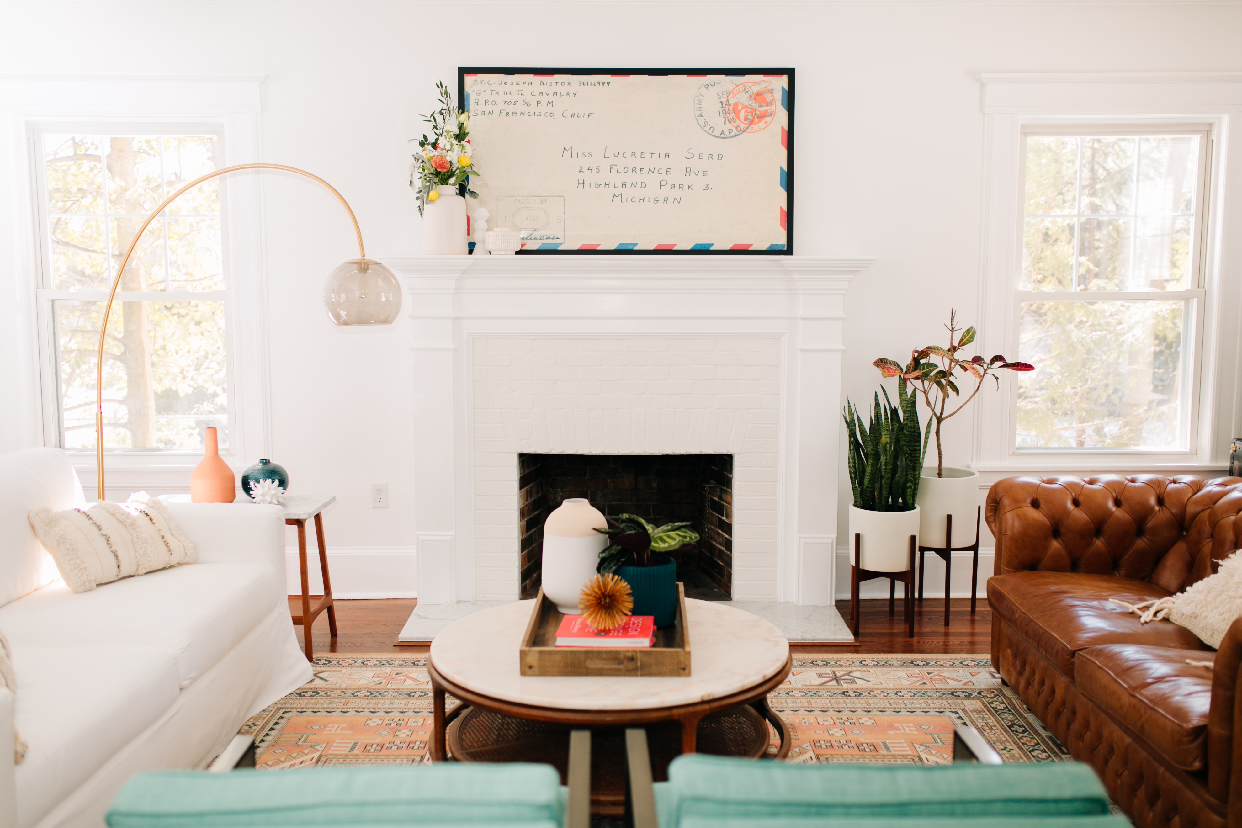 Decorating A New Home Always Feels Like A Herculean Task But With The Help Of Havenly It S Totally Doable Amanda And Her Designer Were Able To Use