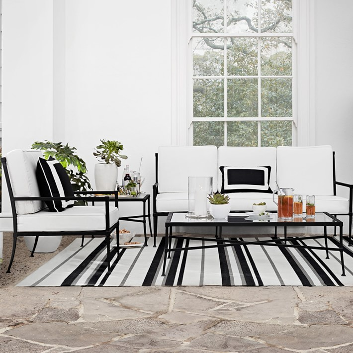 How To Choose The Perfect Outdoor Rug For Your Patio