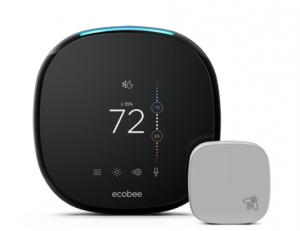 Havenly and Apple HomeKit - EcoBee4 Smart Wifi Thermostat