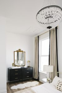how high to hang a curtain rod