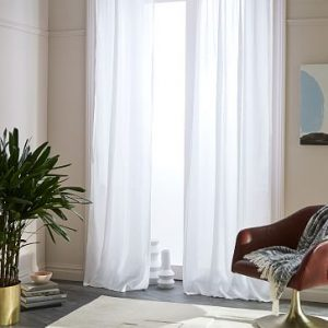 how to hang a curtain