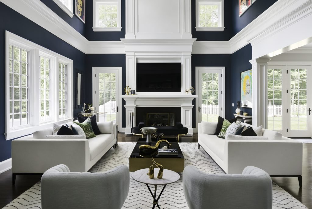 Design Story: Loren's Glamorous Connecticut Home