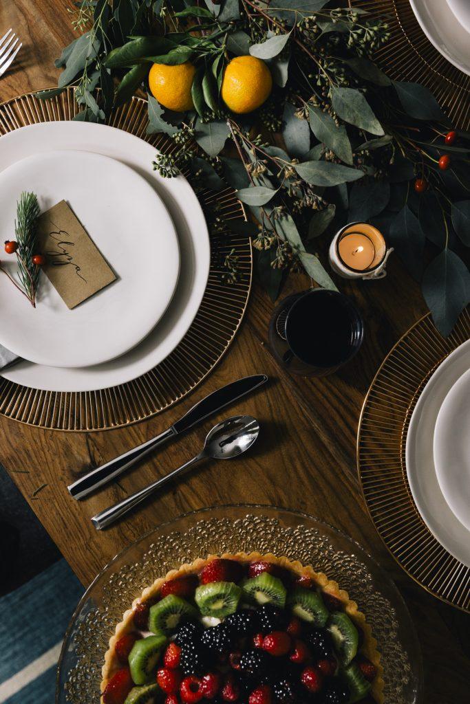 Designer Tips For Creating a Tablescape Worth Celebrating