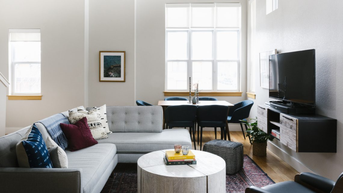 How To Work With An Open Concept Space