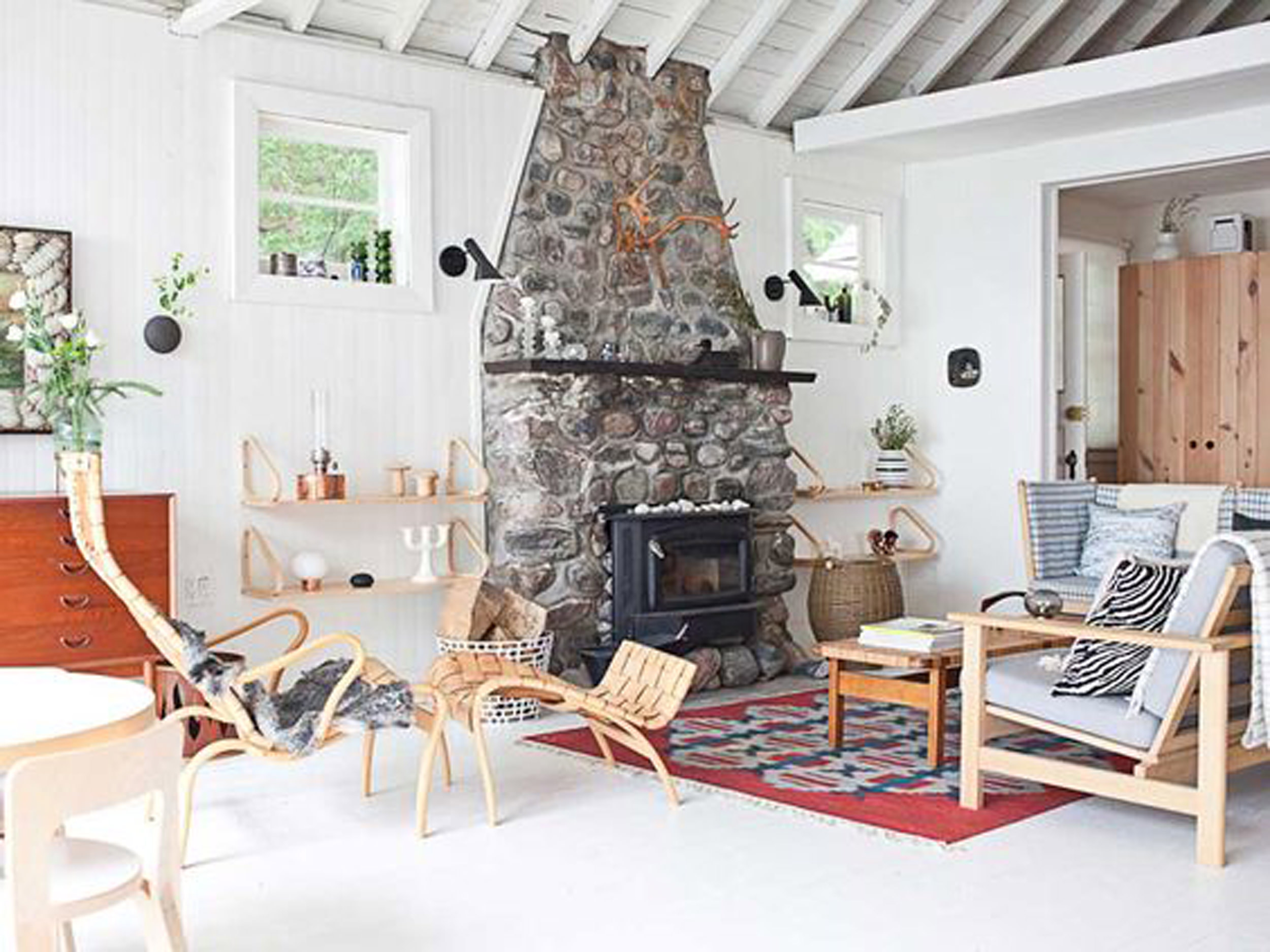 How To Create Summer Cabin Vibes