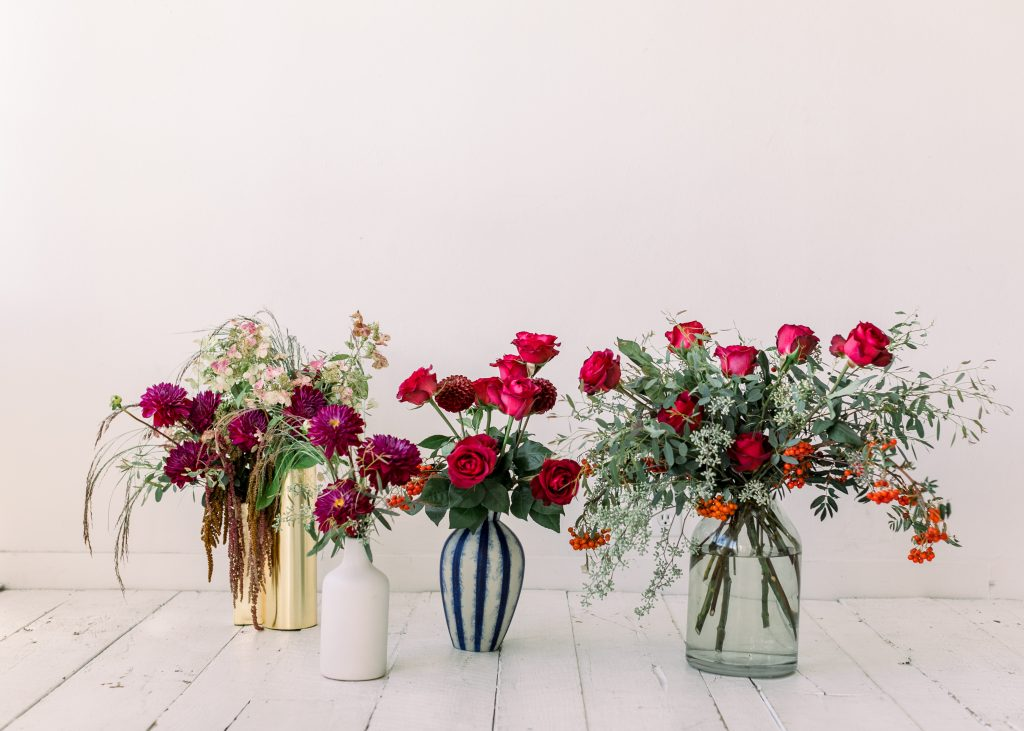 Step Up Your Bouquet Game With These Stylish Vases