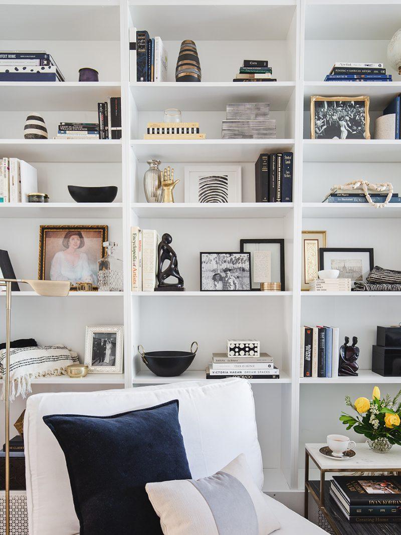 blues interior design