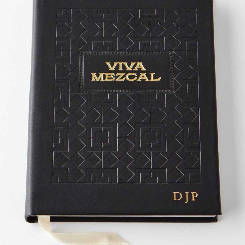 mezcal recipe book