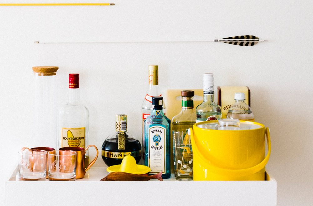 Designer recommended summer barware.