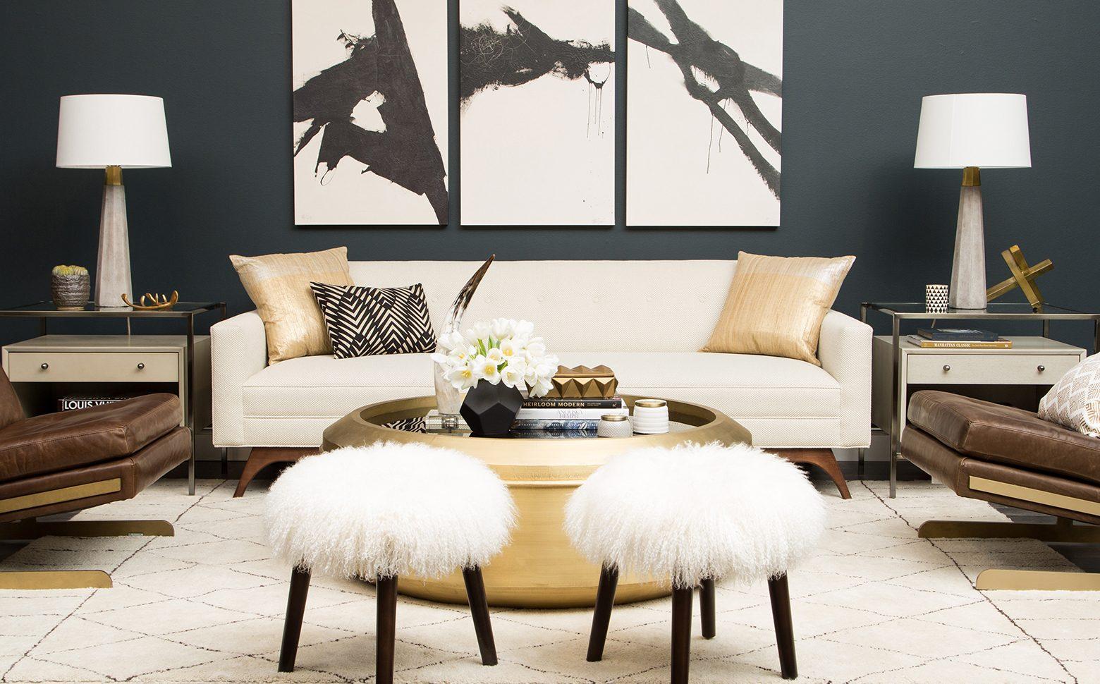 Room Showcasing 4 Design Principles