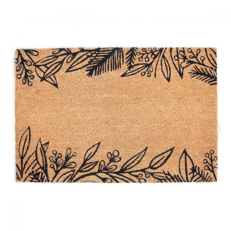 Holly Doormat from McGee & Co.
