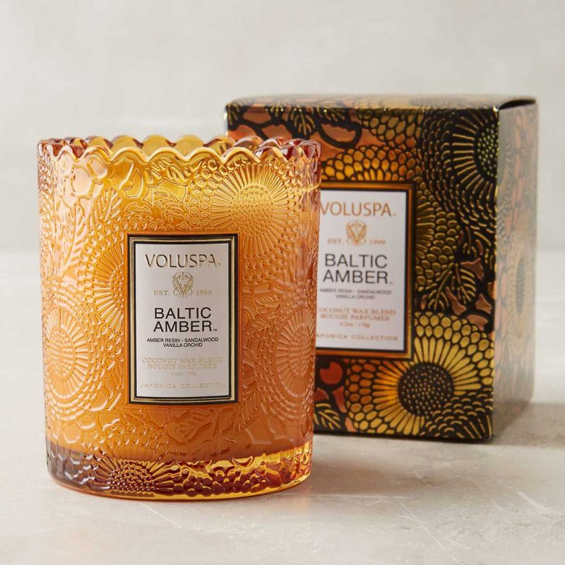 Voluspa Baltic Amber Candle from Anthropologie