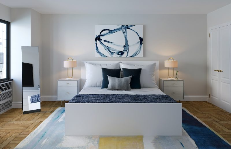 Contemporary Modern Bedroom Design