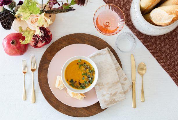 Super Simple Pumpkin Soup