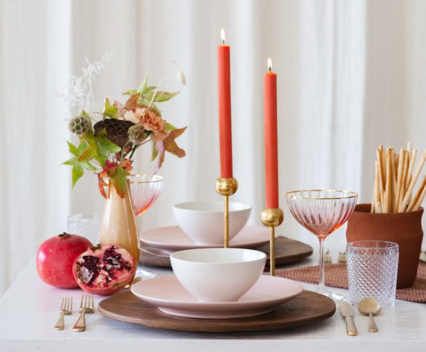 Thanksgiving Dinnerware
