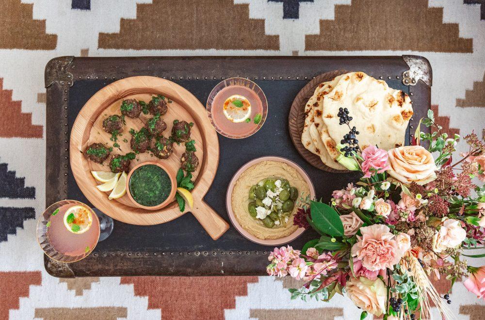 Amazing Mediterranean-inspired dishes
