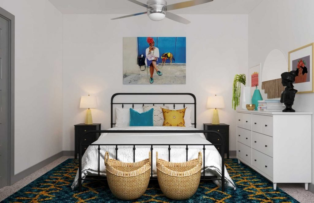 5 Ways to Nail a Jet-Setter Bohemian Vibe in Your Bedroom