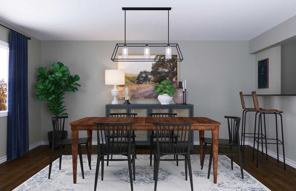 Create the Farmhouse Dining Room of Your Dreams