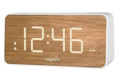 Extra Large Display Digital Alarm Clock from Target
