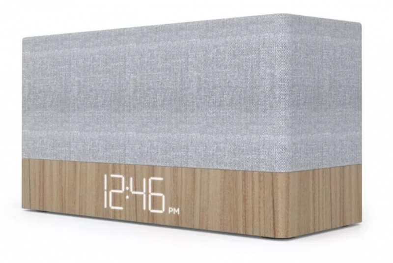 Capello Ci320 Simple Stack Bluetooth Speaker with Clock from Target