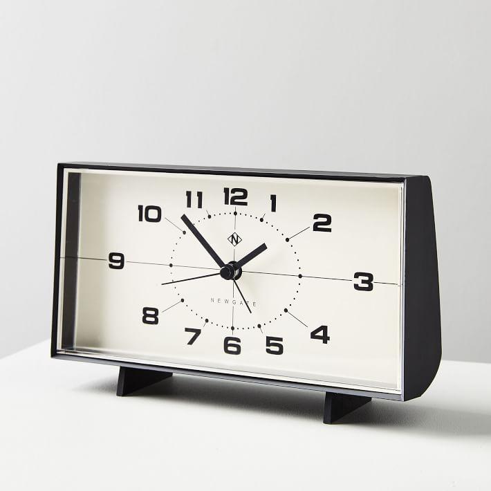Wideboy Alarm Clock from West Elm