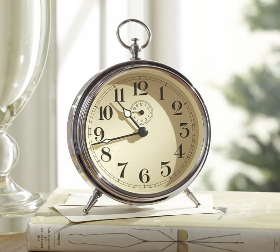 Charleston Vintage Alarm Clock