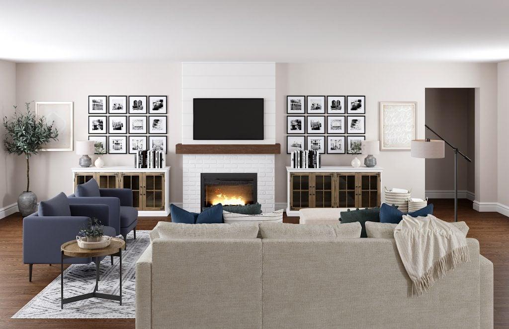 5 Ways to Achieve a Farmhouse Living Room