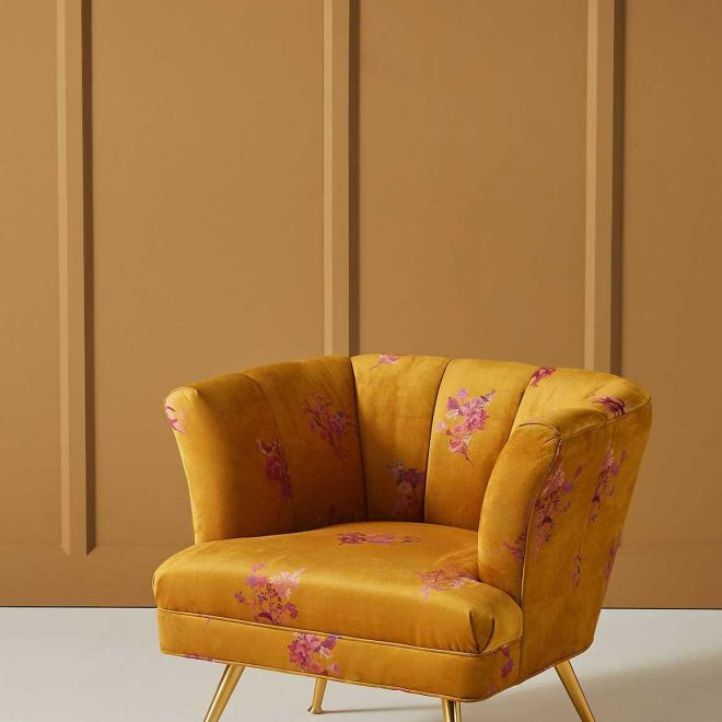 Anthropologie Tulip Chair