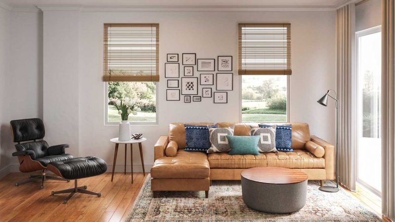 Modern Man's Living Room