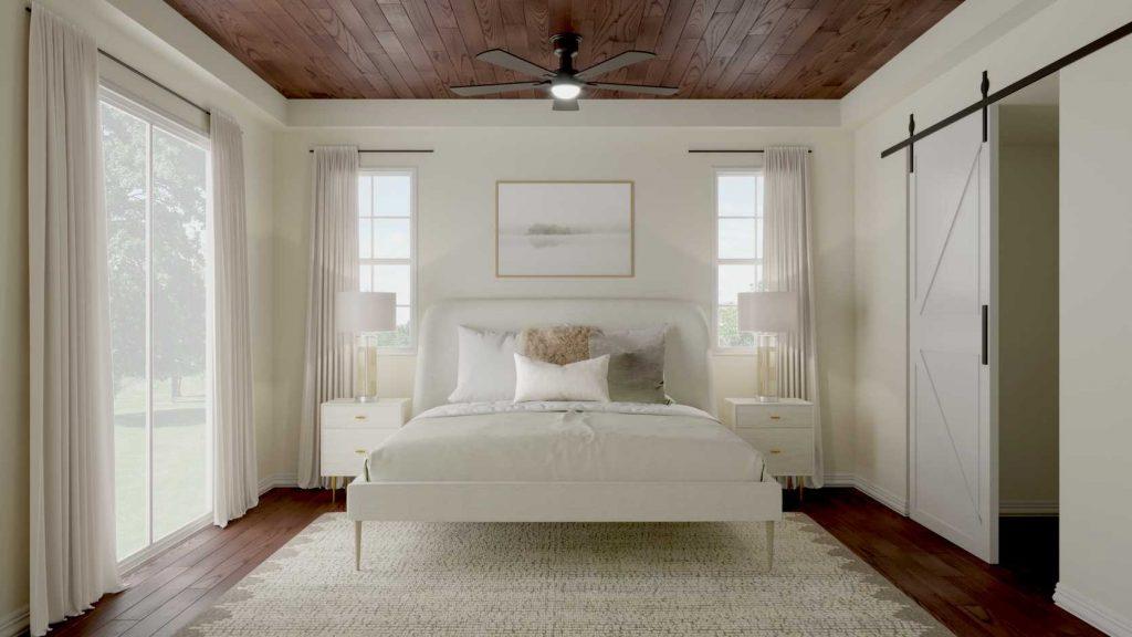 6 Stylish Scandinavian Bedroom Ideas