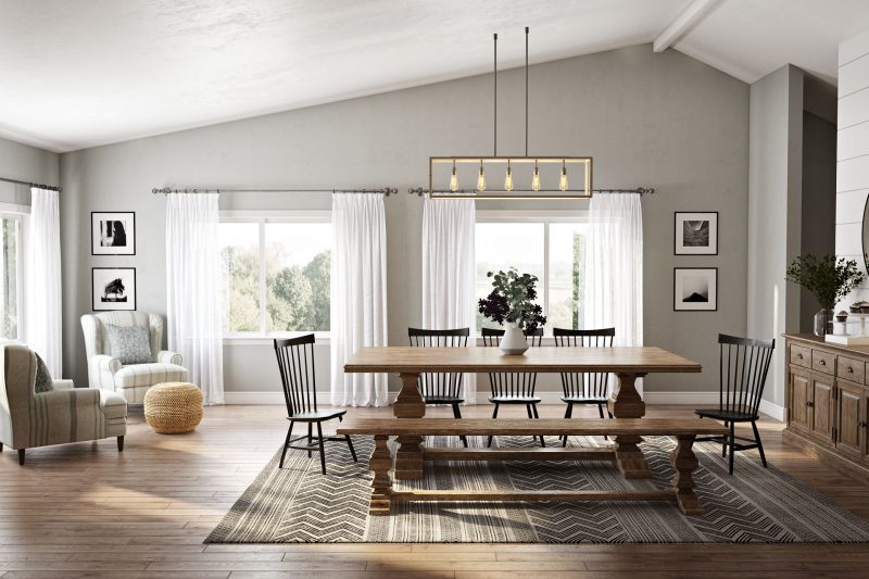 how to hang accent lights
