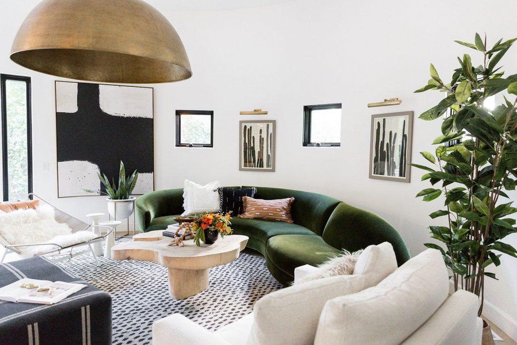 8 Bold Sofas that Aren't Beige
