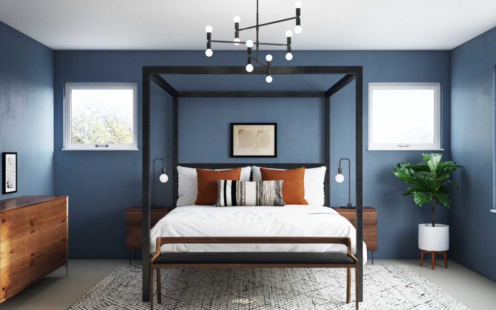 5 Industrial Bedrooms That Still Feel Cozy