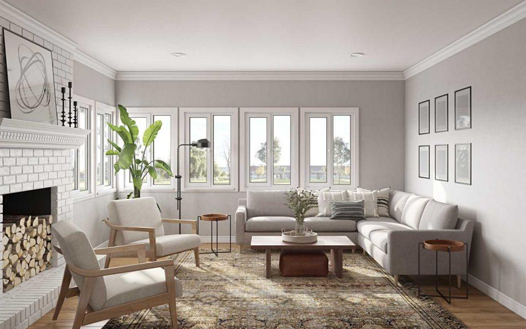 5 Scandinavian Living Rooms Designed to Inspire