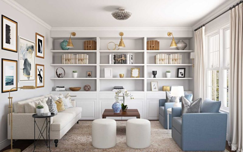 5 Traditional Living Rooms That Feel Timeless Not Tired Havenly S Blog