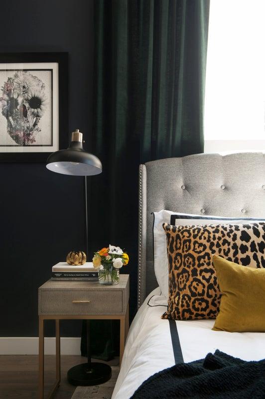 luxe bedroom