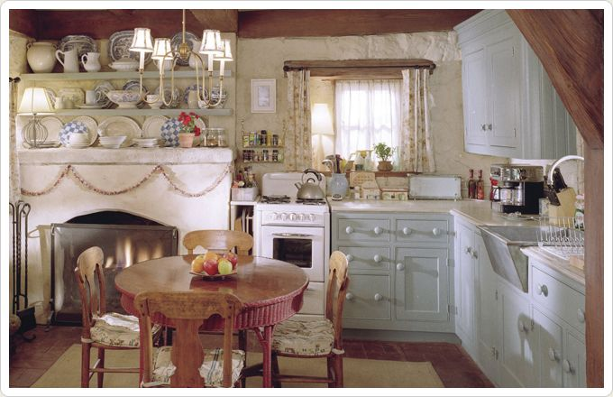 The Holiday Country Kitchen