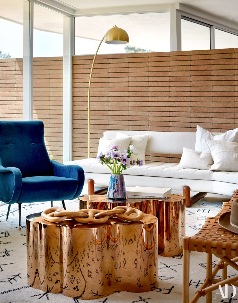 Mandy Moore Living Room