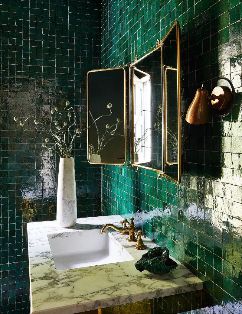 Kendall Jenner Bathroom