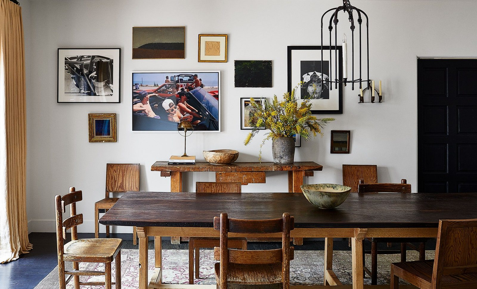 Kendall Jenner Dining Room
