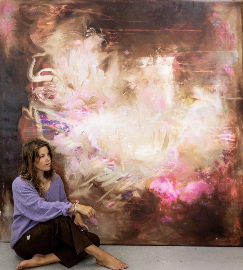 Carolina Grunér canvas