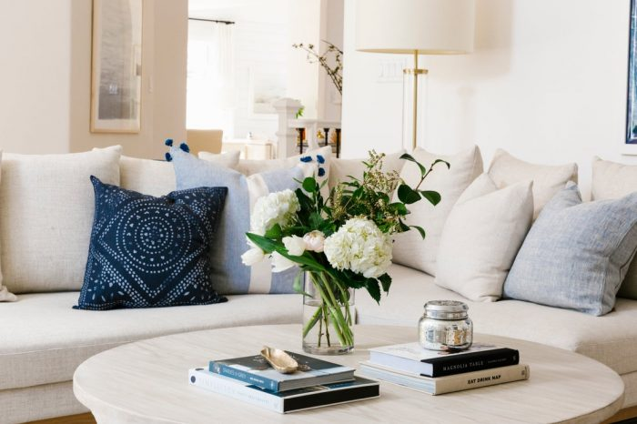 Style Your Coffee Table Like a Designer