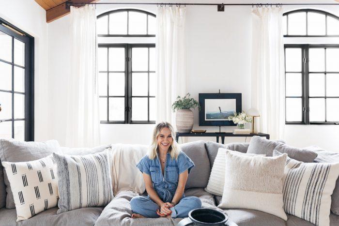 Becca's California-Comfortable Living Room