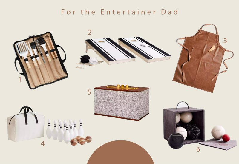Fathers day gift guide for entertainment