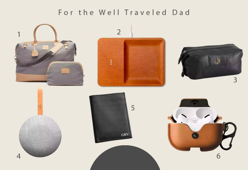 Fathers Day gift guide for traveler